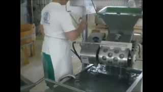 завод по производству моцареллы