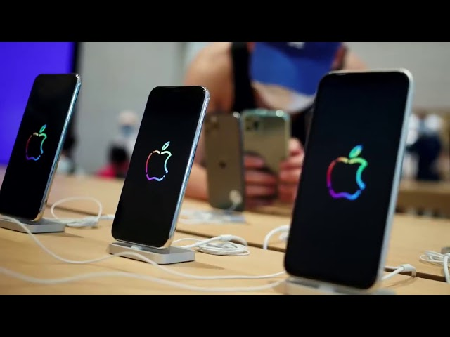 Apple presentó el iPhone 12 5G