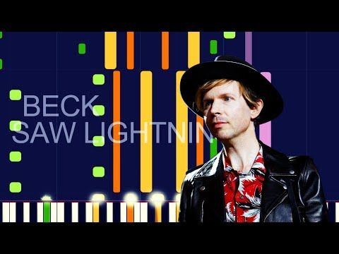 "Beck - SAW LIGHTNING (PRO MIDI REMAKE) - ""in The Style Of"""