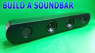 Build A Your Own Soundbar