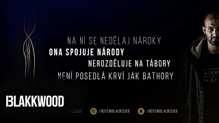 Refew   Jediná (prod. Kenny Rough & Jakub Lenz) (lyric Video)