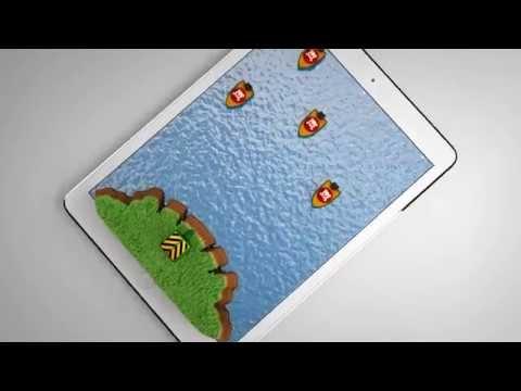Video of Coastal Defense Arcade Shooter