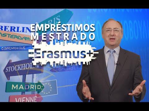 Minuto Europeu nº 49 - O que são os Empréstimos para mestrados Erasmus+?