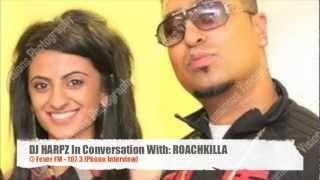 Roach Killa Phone Interview @ FEVER FM – DJ Harpz