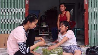Xót Xa Chú Hiếu Bị Mất Ánh Sáng Bán Vé Số Nuôi Vợ Khuyết Tật - Em Gái Quê - Bến Tre