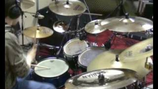 roennel - Theory of a Deadman - Hating Hollywood | Drum