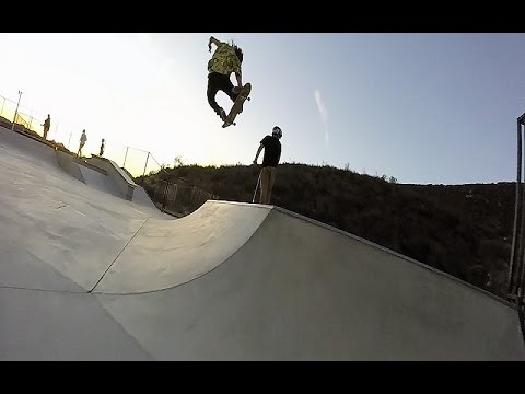 Westlake Skatepark w/ Jeffrey Ferguson