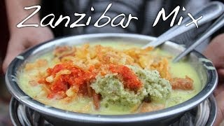 preview picture of video 'Zanzibar Mix and other Indian Tanzanian Street Food Snacks'