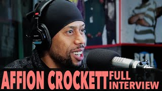 Affion Crockett Does Impressions, Talks Comedy, And More! (Full Interview)   BigBoyTV