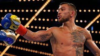 Lomachenko bully opponent on ring / Ломаченко тролит на ринге