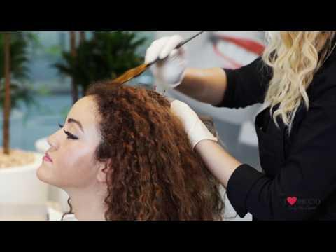Come guarirà una perdita di capelli