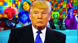 Trump's Emotions - Inside Out Parody