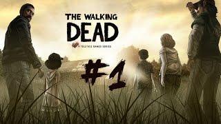 Прохождение ► The Walking Dead Сезон 1 ► #1 - Авария. [Rus Full HD]