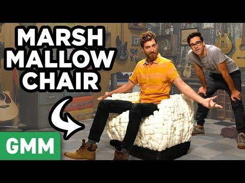 Will It Chair? (видео)