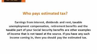 Get Knowledge About IRS Tax Form 1040-ES