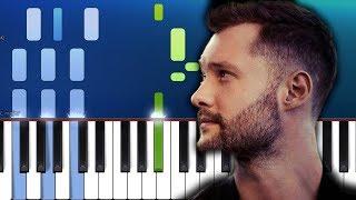 Calum Scott   No Matter What Piano Tutorial