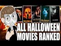 All 11 Halloween Movies Ranked Worst to Best