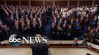 President Trump Address The Nation In State Of The Union L SOTU Intro 2019