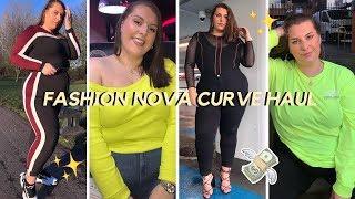 Fashion Nova Curve Haul   I Look Cute AF Sis - AD