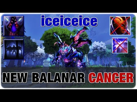 Anti Anti-Mage NEW BALANAR, Best Cancer Night Stalker by iceiceice