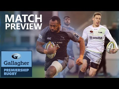 dcede7a3271 Match Preview | Newcastle Falcons v Saracens | Gallagher Premiership Rugby