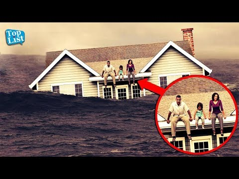 10 Amazing Places That Disappear During High Tide