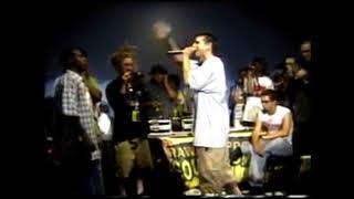 Eyedea Scribble Jam 1999   All Battles