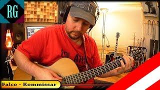 ★ KOMMISSAR ► FALCO - Gitarre Lesson+Cover/Tabs