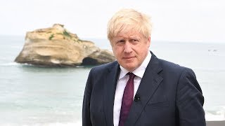 video: Donald Trump wants to strike deal 'within a year', says Boris Johnson