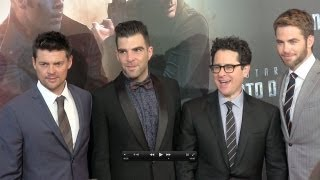 Star Trek Into Darkness - Australian Premiere