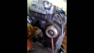 compressor com motor de tanquinho ?