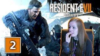 RIP HEADPHONE USERS | Resident Evil 7 Not A Hero DLC Gameplay Walkthrough Part 2