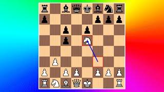 Chess Traps #11: A Trap in the Sicilian Rossolimo