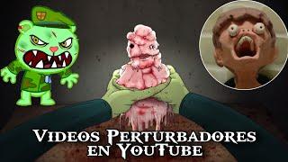 ¡TOP 6 VIDEOS Más PERTURBADORES de YouTube! Parte 2