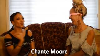 [EXCLUSIVE] Chante Moore: I'm Doing A One Woman Show. (Part 3)