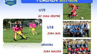 Palmares saison 2017-2018
