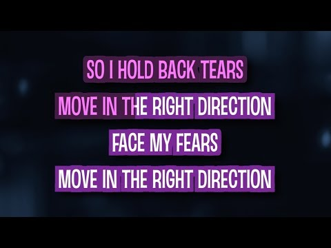 Move In The Right Direction (Karaoke) - Gossip