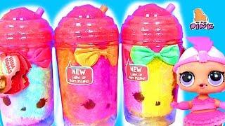 Num Noms Light Up Вечеринка с Нам Намс - Игрушки для Детей - Куклы ЛОЛ - Распаковка| My Toys Pink