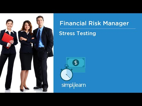 What is Stress Testing?   Financial Risk Manager Video Training ...