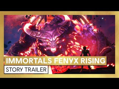 Story Trailer de Immortals Fenyx Rising