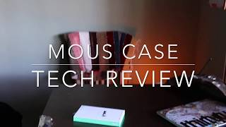 Mous Case Review PHONE DESTROYED!!