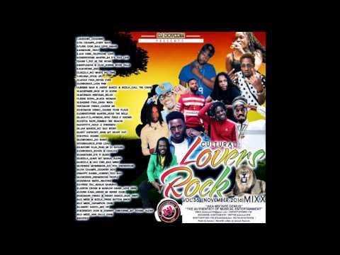 DJ DOTCOM COLOGNE CULTURAL LOVERS ROCK MIX VOL 36 NOVEMBER 2016