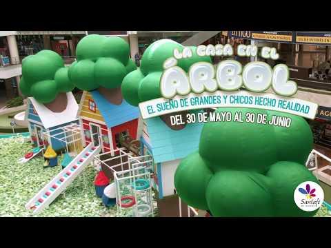 LA CASA EN EL ÁRBOL CC Santafé Medellín