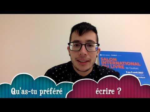 Vidéo de Samuel Champagne