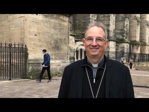 Mgr Bruno Feillet, nouvel évêque de Séez