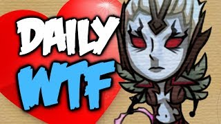 Dota 2 Daily WTF - Deadly Love