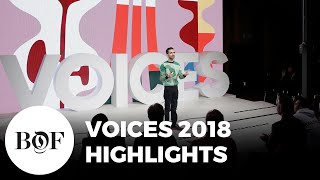 VOICES 2018: The Unmissable Moments