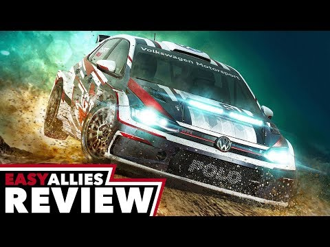 Dirt Rally 2.0 - Easy Allies Review