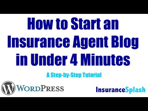 mp4 Insurance Agent Blogs, download Insurance Agent Blogs video klip Insurance Agent Blogs