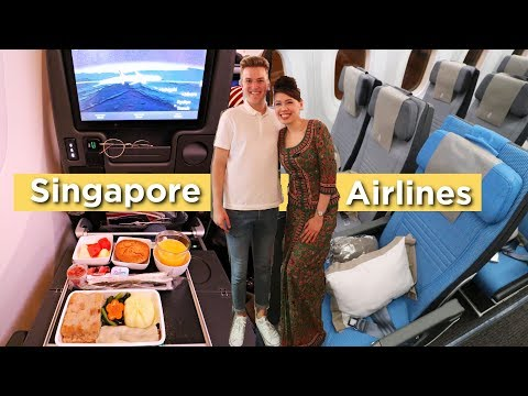 OMG… THE WORLD'S BEST ECONOMY CLASS | Singapore Airlines 787-10 and A350 Review